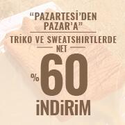 Triko & Sweatlerde
