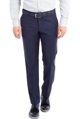 Slim Fit Yün Pantolon