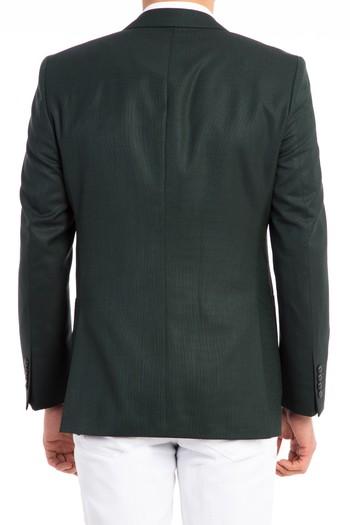 Oxford Blazer Ceket