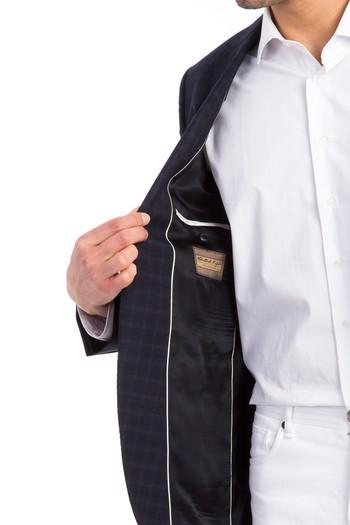 İtalyan Ekose Ceket