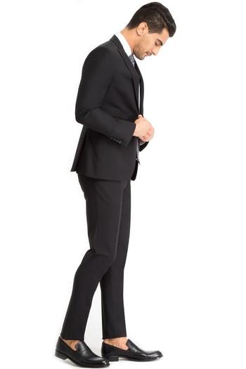 Süper Slim Fit Takım Elbise