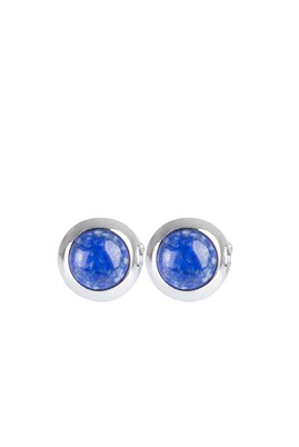 Lapis Lazuli Kol Düğmesi