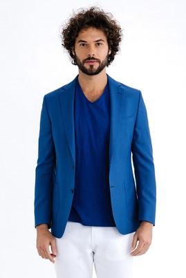 Regular Fit Yün Oxford Ceket