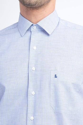 Kısa Kol Kareli Gömlek
