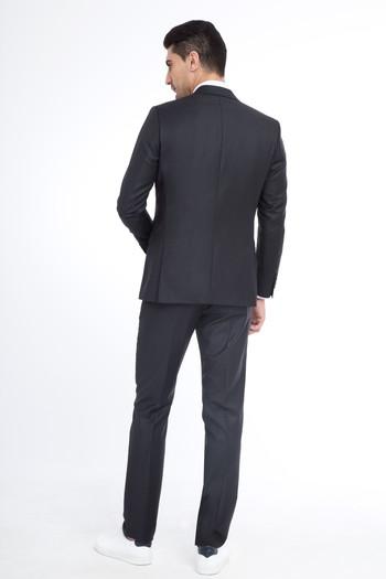 Yün Kuşgözü Takım Elbise