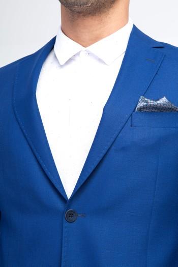 Klasik Yün Oxford Ceket
