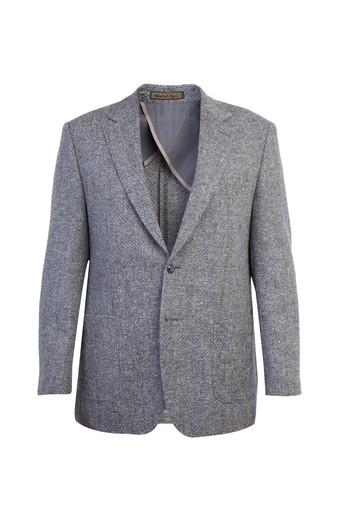 İtalyan Yün Kuşgözü Ceket