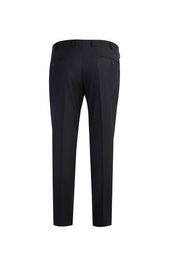 İtalyan Yün Flanel Pantolon