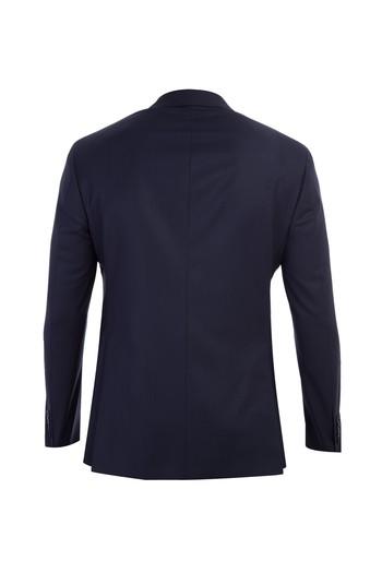 Slim Fit Yün Blazer Ceket