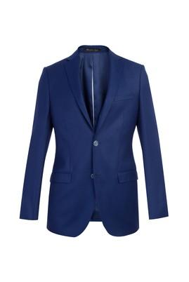 Slim Fit Yünlü Ceket