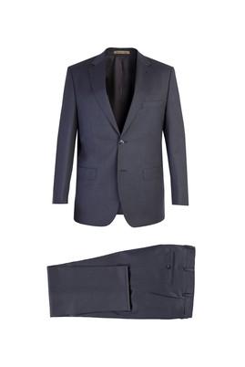 İtalyan Yün Kuşgözü Takım Elbise