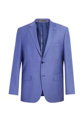 İtalyan Yün Balıksırtı Ceket