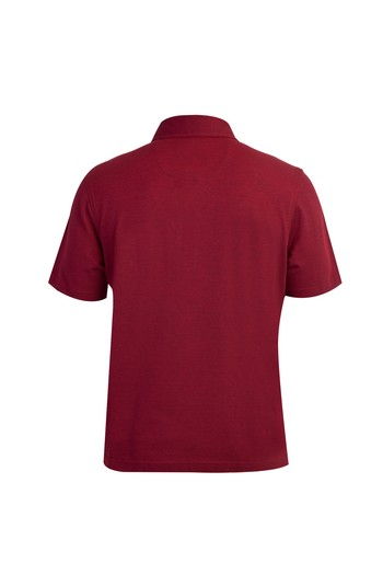 Regular Fit Desenli Polo Yaka Tişört