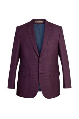 İtalyan Yün Desenli Ceket