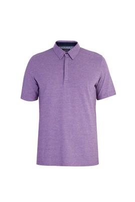 Regular Fit Desenli Polo Yaka Tişört