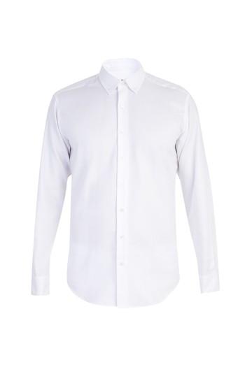 Uzun Kol Oxford Gömlek