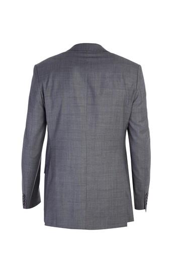 Yünlü Ekose Takım Elbise
