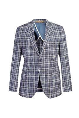 İtalyan Yünlü Desenli Ceket