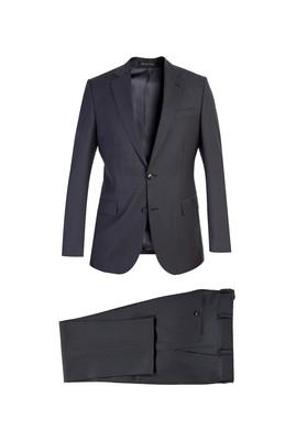 Yün Desenli Takım Elbise