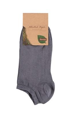 2'li Bambu Spor Çorap