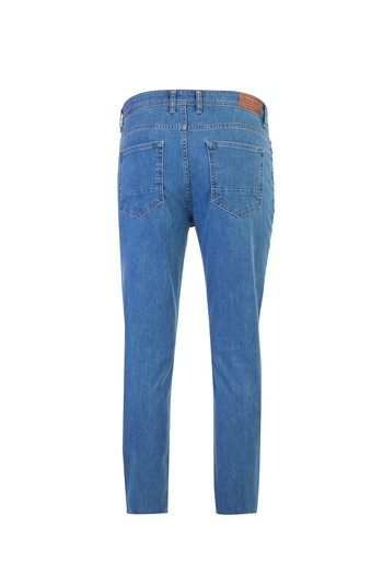 Slim Fit Denim Pantolon