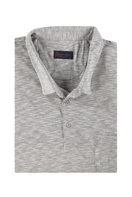 King Size Polo Yaka Regular Fit Tişört