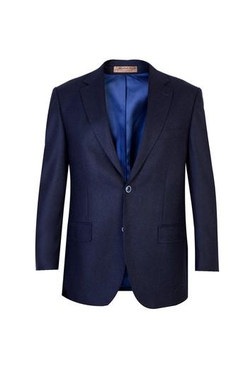 İtalyan Klasik Kaşmir Kuşgözü Ceket