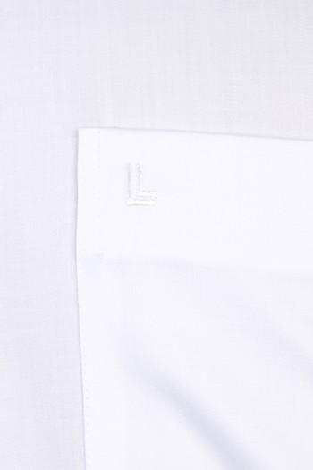 Uzun Kol Non-Iron Saten Klasik Gömlek