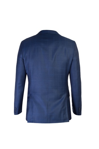 Yelekli Yünlü Kombinli Takım Elbise