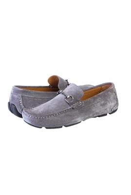 Süet Loafer Deri Ayakkabı