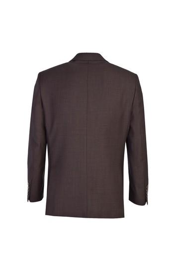 Klasik Kuşgözü Yün Takım Elbise