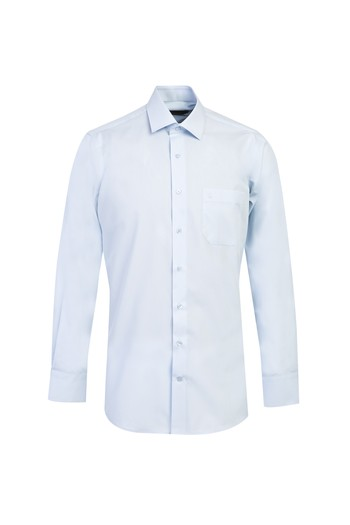 Uzun Kol Klasik Easy Care Gömlek