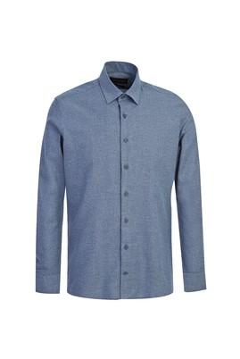 Uzun Kol Slim Fit Oduncu Gömlek