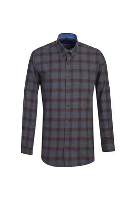 Uzun Kol Klasik Oduncu Gömlek