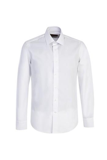 Uzun Kol Slim Fit Easy Care Gömlek