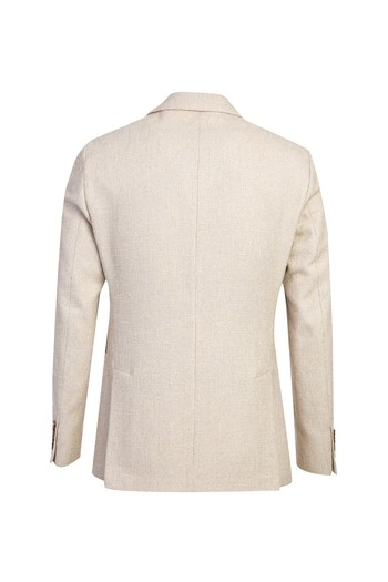 Regular Fit Spor Desenli Ceket