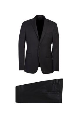 Yünlü Düz Takım Elbise