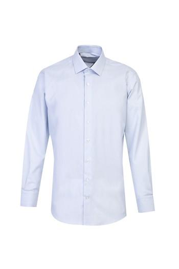 İtalyan Uzun Kol Klasik Gömlek