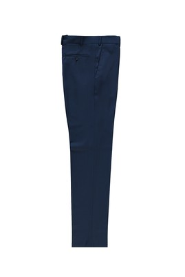 Slim Fit Klasik Yün Pantolon