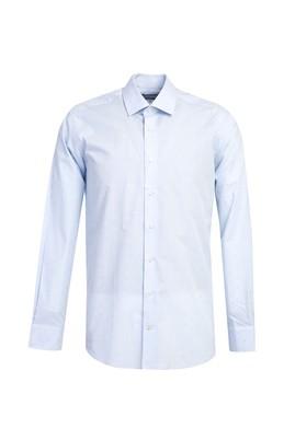 Uzun Kol Non Iron Desenli Gömlek
