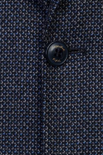 Kaşmir Desenli Klasik Ceket