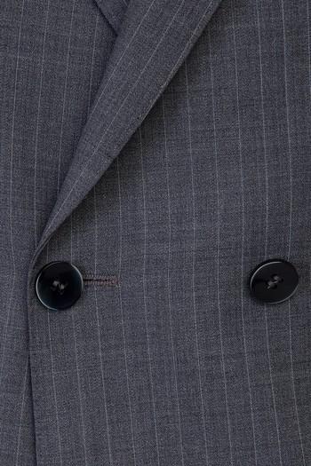 Yün Klasik Kruvaze Takım Elbise