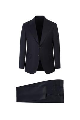 Sivri Yaka Klasik Yün Takım Elbise