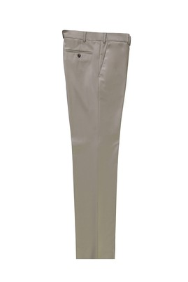 Slim Fit Yünlü Klasik Pantolon