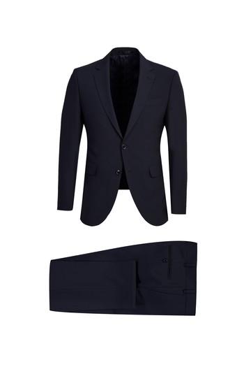Yünlü Klasik Takım Elbise