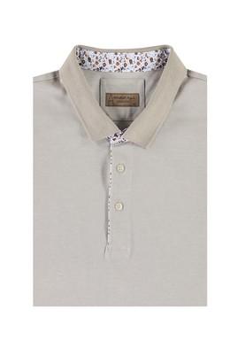 King Size Polo Yaka Tişört