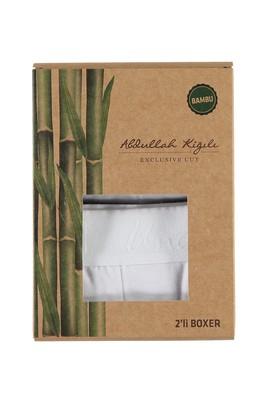 2'li Bambu Boxer