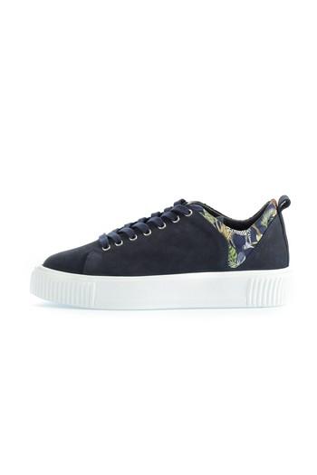 Sneaker Deri Ayakkabı