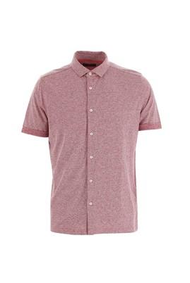 Yarım İtalyan Yaka Regular Fit Gömlek Tişört