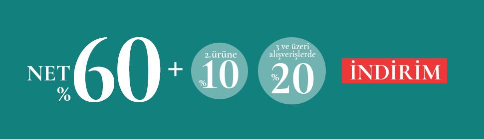Abdullah Kiğılı - 2 Ürüne %10 & 3 Ürüne %20 İndirim